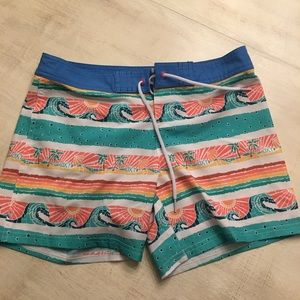 📦5/$20📦 Roxy girls board shorts. EUC size 12/L